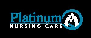 Platinum Nursing Care Logo